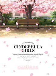 THE IDOLM@STER CINDERELLA GIRLS ANIMATION PROJECT ORIGINAL SOUNDTRACK
