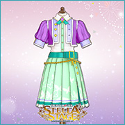 THE iDOLM@STER Stella Stage DLC Butterfly's Dream Costume