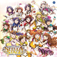 THE IDOLM@STER STELLA MASTER 00 ToP! Cover