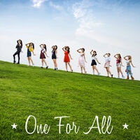 One For All Cover