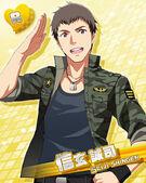 R Military Idol Seiji Shingen Unawakened