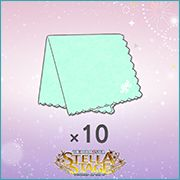 THE iDOLM@STER Stella Stage DLC Picatheca Sheet x10 Item