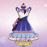 THE iDOLM@STER Stella Stage DLC Star of Destiny Costume