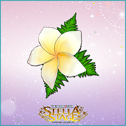 THE iDOLM@STER Stella Stage DLC Plumeria Vacation Accessory