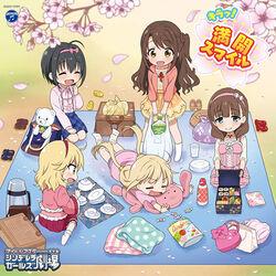 THE IDOLM@STER CINDERELLA GIRLS LITTLE STARS! Kira! Mankai Smile Cover