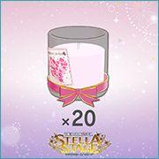 THE iDOLM@STER Stella Stage DLC Memory Aroma x20 Item