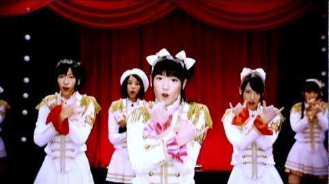 SUPER☆GiRLS 女子力←パラダイス