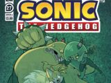 IDW Sonic the Hedgehog Issue 27
