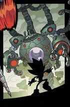 Death Egg Robot Forces