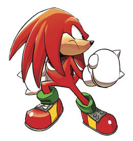 Knuckles Profile