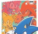IDW Sonic the Hedgehog