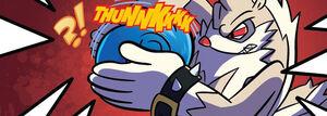 Tumble grabs Sonic