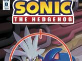 IDW Sonic the Hedgehog Issue 8