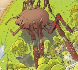 Death Crab