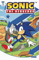 IDW Sonic Issue 1 RI3