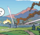 Unnamed Town (Sonic the Hedgehog Issue 1)