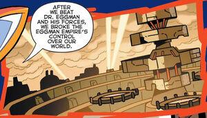 Eggman Empire Fortress
