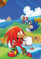 Sonic 3 Virgin Cover