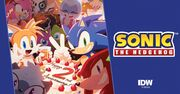 IDW Sonic Squad banner