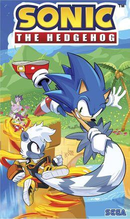 Sonic Box Set 1-4 Final