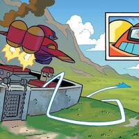 Flapper Idw Sonic Hub Fandom