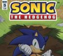 IDW Sonic the Hedgehog Issue 5