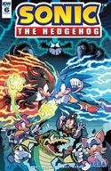 Sonic 6 Cover A