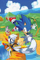 Sonic 4 Virgin Cover