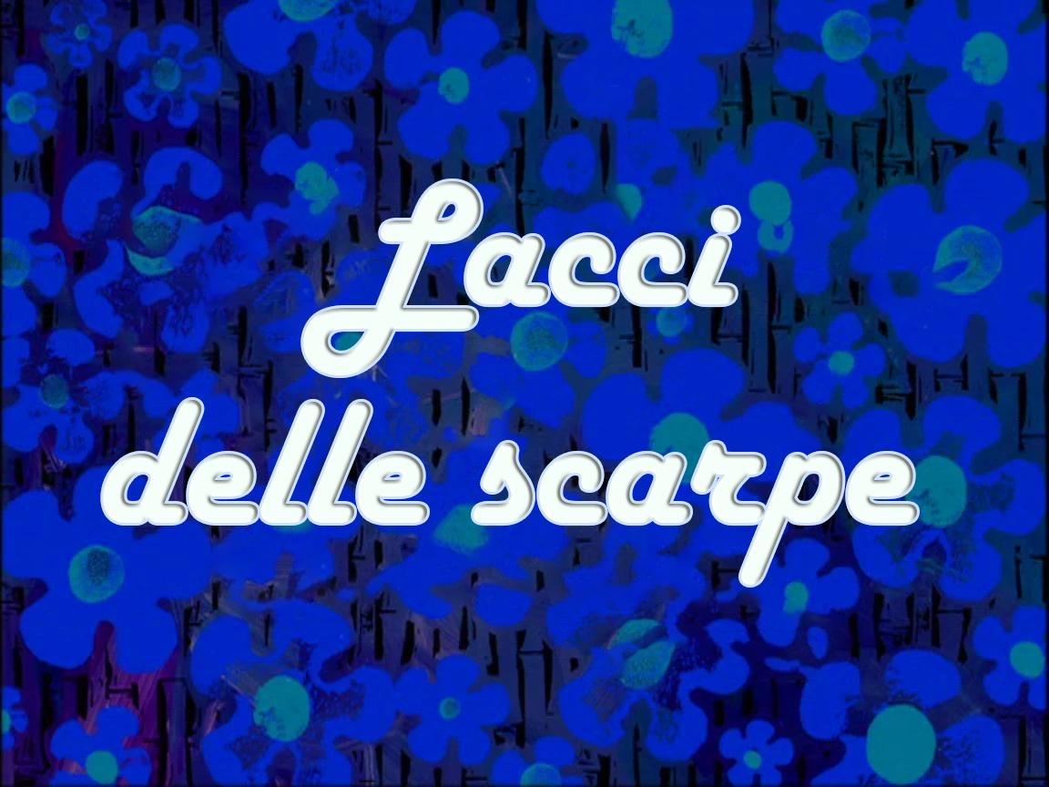 List of Italian SpongeBob episodes   I E P  Fanon Wiki   FANDOM