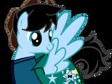 Nathaniel Rocket Dasher (Nath: An Adventurous Pegasus)