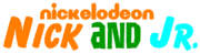 Nick and Jr Logo SVG
