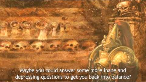 If the Emperor had a Text-to-Speech Device - ASK QUESTIONS 2