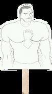 Primarch 10 - Ferrus Manus