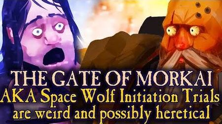 The Gate of Morkai