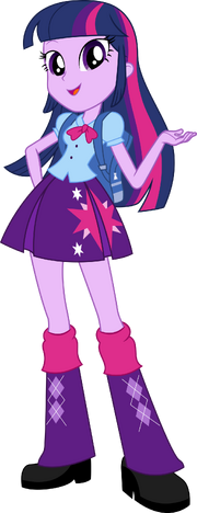 Equestria girls twilight sparkle vector by icantunloveyou-d9olw55