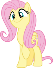 Fluttershy smiling vector by istilllikegamecubes-d8opx9f