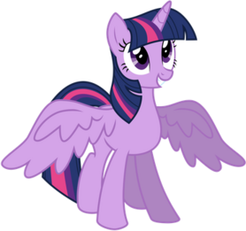 Twilight sparkle alicorn by kysss by kysss90-d5v7bhe
