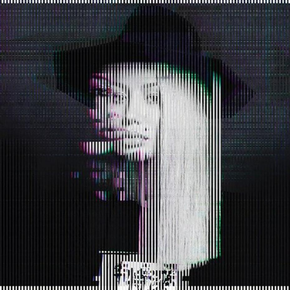 Iggy Azalea Album Cover Digital Distortion (al...