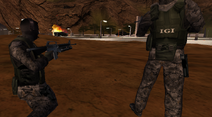 IGI2 Forces