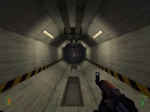 14. Finding The Bomb corridoor