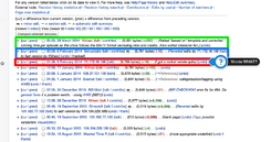 Wiki editing summary example