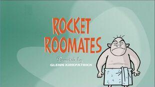 Rocket Roomates episode title card