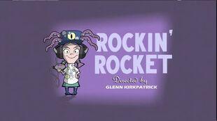 Rockin' Rocket episode title card