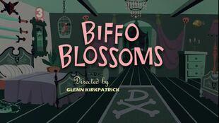 Biffo Blossoms episode title card