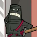 Silent Ninja ImagePortal tile