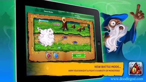 Doodle Kingdom Trailer