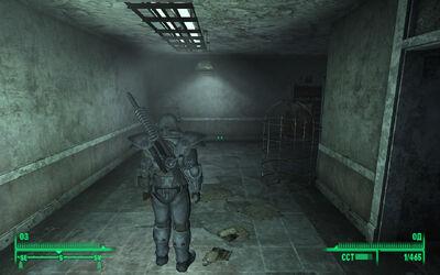 Fallout 3 силовая броня