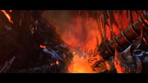 Вступительный видеоролик Cataclysm