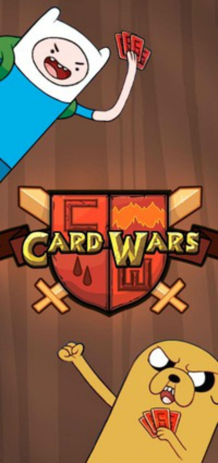 время приключений играть карты игры