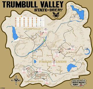 Trumbull valley